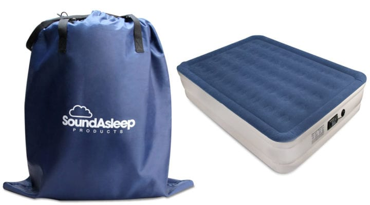 SoundAsleep Dream Series Air Mattress Reviews