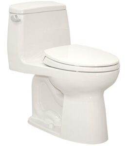 Toto Cotton White Toilet