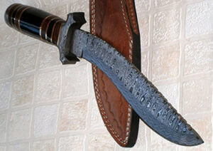 What to Know About Damascus Steel Kukri Knife Before Buying One