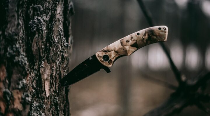 The Top 4 Types of Survival Knives