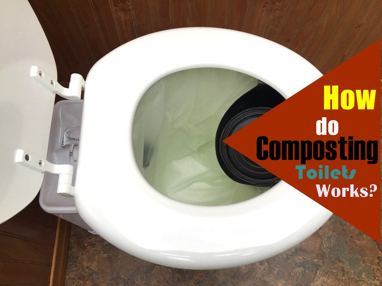 Composting Toilets: How Do They Work?
