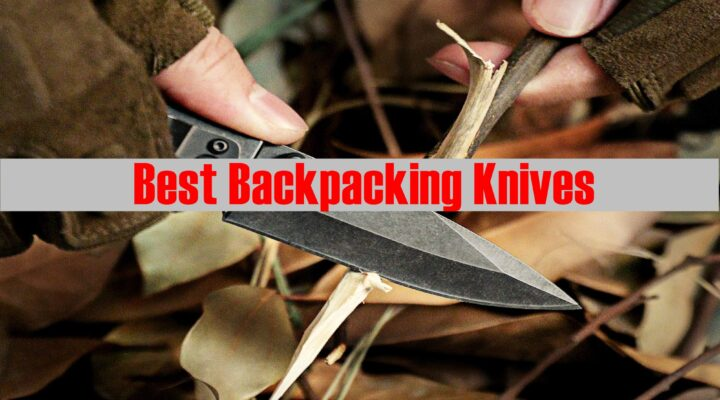 Backpacking Knives