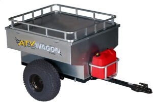 ATV wagon trailer