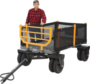Bannon 3-in-1 Convertible Logging Wagon