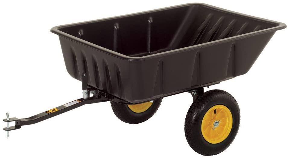 Polar trailer cart