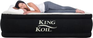 King Koil Queen Air Bed